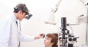 کارنامه و رتبه قبولی رشته بینایی سنجی منطقه 2 کنکور 95 - 96