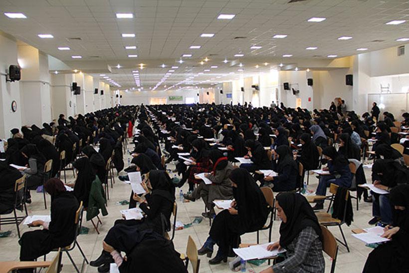 آمار شرکت کنندگان آزمون استخدامی آموزش پرورش 97