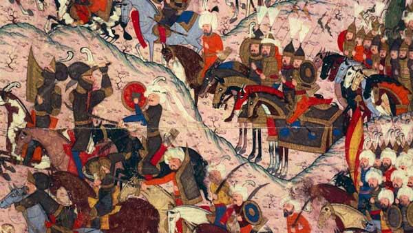 منابع کنکور دکتری رشته تاریخ ایران بعد از اسلام 1400