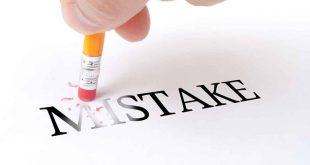 ثبت درخواست بررسی اشتباه در انتخاب رشته کارشناسی ارشد