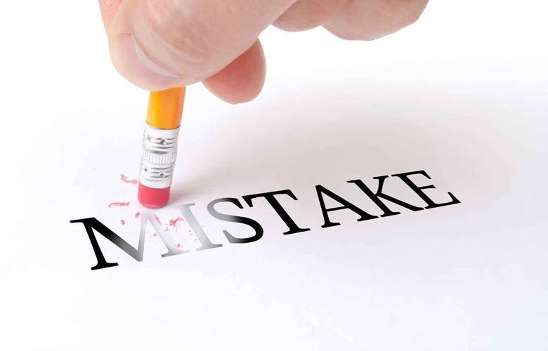 نحوه ثبت درخواست بررسی اشتباه در انتخاب رشته ارشد 1400