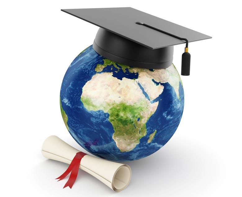 میزان اعتبار علمب مدرک دانشگاه خارج از کشور