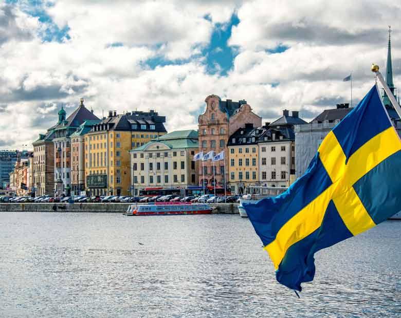 مقاطع مختلف تحصیلی در کشور سوئد