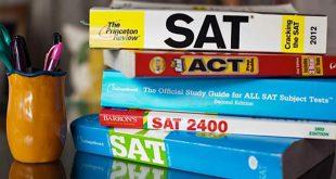 ثبت نام آزمون SAT