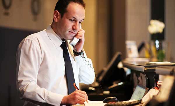 کارنامه و رتبه قبولی هتلداری آزاد 98 - 99