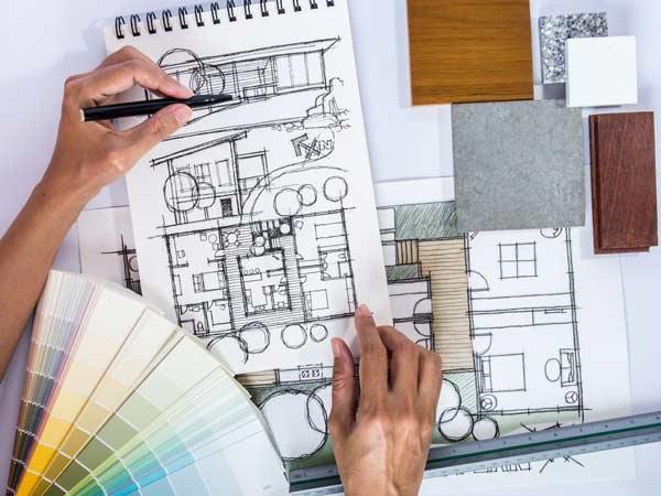 کارنامه و رتبه قبولی معماری داخلی 98 - 99