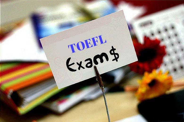 ثبت نام آزمون TOFEL سال 1400