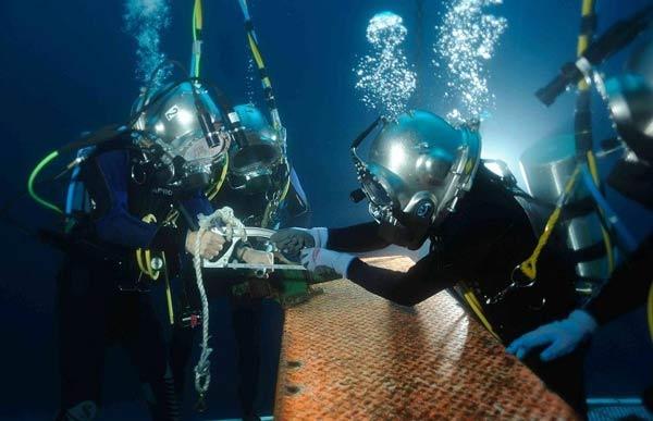 کارنامه و رتبه قبولی مهندسی دریا بین الملل 97 - 98