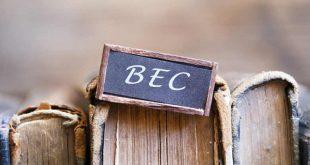 ثبت نام آزمون BEC