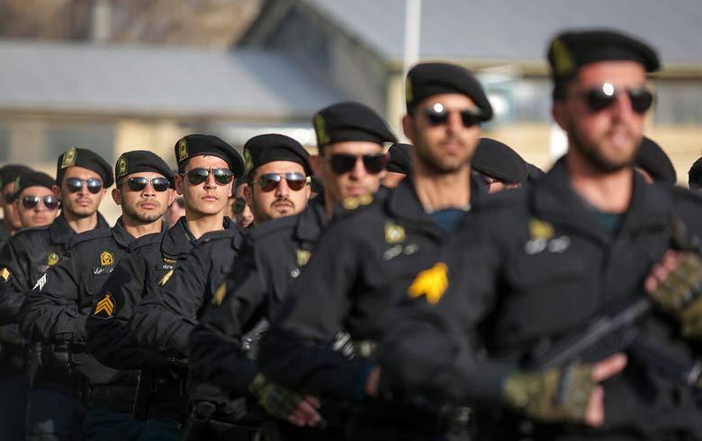 مراکز گزینش نیروی انتظامی