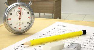 زمان و نحوه برگزاری امتحانات پایان ترم دانشگاه ها