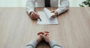 مصاحبه آزمون استخدامی بانک شهر