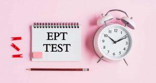 اعلام نتایج آزمون EPT
