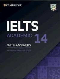 کتاب Cambridge IELTS 14 Academic Student's Book with Answers