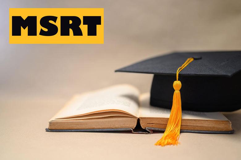 زمان برگزاری آزمون زبان انگلیسی MSRT سال 99