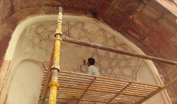 رتبه قبولی مرمت بناهای تاریخی دانشگاه آزاد 99 - 1400
